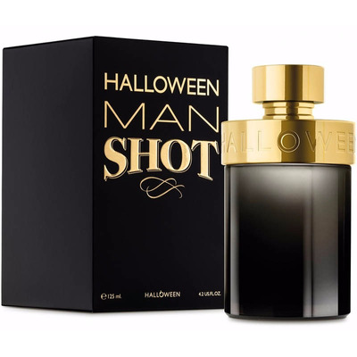 Perfume Halloween Man Shot 125 Ml
