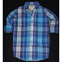 Camisas Cuadros Abercrombie
