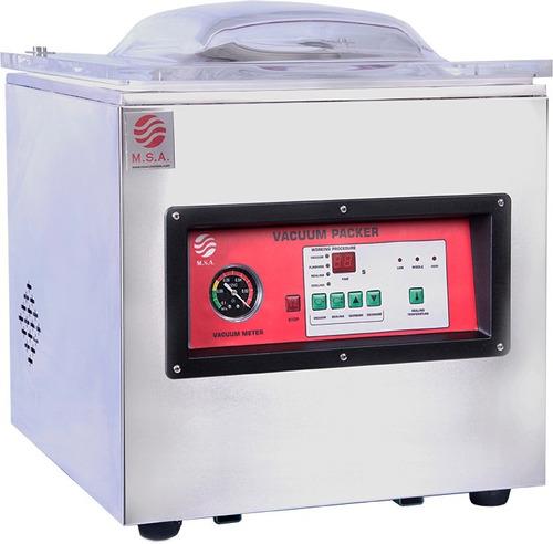 Maquina Empacadora Al Vacio Msa 400 - Industrial