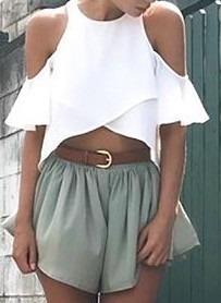Blusas para mujer Limonni Limonni LI088 Tops