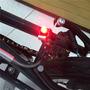 Luz De Freno Led Para Bicicleta, De Advertencia, Seguridad | ING.COMERCIAL