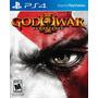 God Of War 3 Para Ps4 Español Nuevo - Mr. Electronico | MR. ELECTRONICO