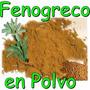 Fenogreco En Polvo 500 Grs   SKYMAR8910