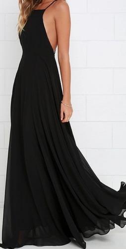Vestidos para mujer Limonni Limonni LI121 Maxidress