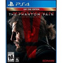 Metal Gear Solid 5 The Phantom Pain Ps4 Fisico Cero Rayones | STORE-WATCHES