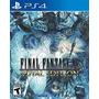 Nuevo Final Fantasy Xv Royal Edition Ps4 Fisico Español | MR. ELECTRONICO