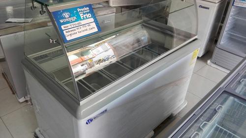 Congelador Para Helado