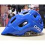 Casco De Ciclismo Poc Trabec Azul Brillante Nuevo Mtb | ESHOPPING731