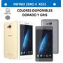 Celular Infinix Zero 4 X555-champagne Dorada Y Gris+obsequio | RYR-IMPORT