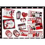 Kit Imprimible Prodigiosa Ladybug, Nuevo 2x1 | MARIALEPES