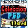 Plantillas Psd Fotomontajes 17 Dvd Disfraces Mosaicos Marcos   GODLIVE2011