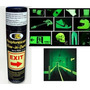 Spray Pintura Fosforescente Alumbra En La Oscuridad Glow In | JFHG82