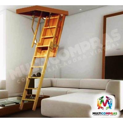 Escaleras Plegables Para Altillos. Great En Multiusos M Escalera ...