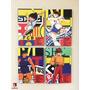 4 Cuadros Decorativos  Mdf - Vintage Retro Super Campeones | GEER WEB-SHOP