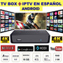 Tv Box Pro Mini Pc Android A Smart Tv Iptv Canales Y Netflix | SERVIREDWORKING