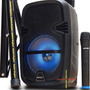 Cabina De Sonido Activa Con Tripode Batería Y Micrófono | OUTLET DIGITAL