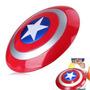 Escudo Grande Luces Y Sondio Capitan America Disfraz Juguete | GALOZ60