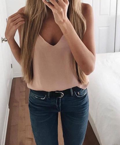 Blusas para mujer Limonni Limonni LI1075 Basicas