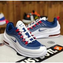 Tenis Zapatillas Nike Airmax 7 Camaras Hombre Nuevas En Caja