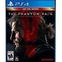 Metal Gear Solid 5 The Phantom Pain Ps4 Fisico Cero Rayones | ZONA-ACTIVE