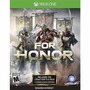 For Honor Xbox One Nuevo Sellado Original Entrega Inmediata | MAREOLULO