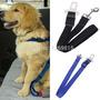Cinturon De Seguridad Para La Mascota | MAN_HINCAPIE