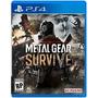 Metal Gear Survive Nuevo Fisico Esp Ps4 - Mr. Electronico | MR. ELECTRONICO