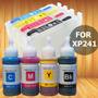 Cartuchos Recargables Xp241 + Tinta + Instalacion + Envio | CHEVI TELL