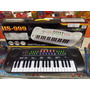 Teclado Organeta Piano + Grabacion + Pistas + Que Un Juguete   JUGUETESYDEPORTES