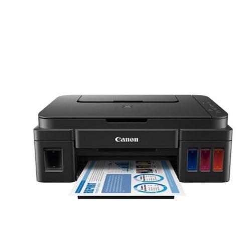 Impresora Canon Multifucional G3100 Wifi Tintas Originales
