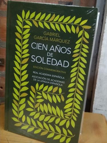 Libro Cien Años De Soledad Edición Conmemorativa Tapa Dura