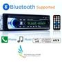 Radio Para Carro Con Bluetooth Mp3, Usb 12v 4 Salidas   JUAN_DA4