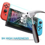 Vidrio Templado Protector Pantalla Nintendo Switch 9h Glass   CESARC01