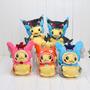 Peluches Pikachu Con Disfraz, Importado Colección Pokemon | SOFITOYS