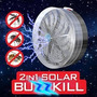 Mata Mosquitos Solar Buzzkill No Consume Energia | CHAVESMUCHO