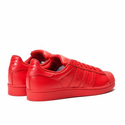 adidas pharrell rojas