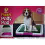 Tapete Para Perros Puppy Potty Pad Pasto Artificial Mascotas | XOSAR
