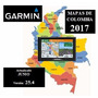 Mapa Garmin Colombia 2017 Ultima Actualizacion Junio - 25,4 | WEWOW-ELECTRONICS