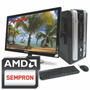 Computador Amd Sempron Dual Core 1.45ghz ,ram 4gb , Dd 1tera   EDWINMEJIATOVAR