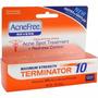 Acnefree Tratamientos Spot Terminator 10 Fuerza Máxima 10%, | SALE2015
