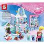 Castillo Hielo Frozen Princess 314 Pcs Armotodo Niña Sy373*   BIKECOINHT72